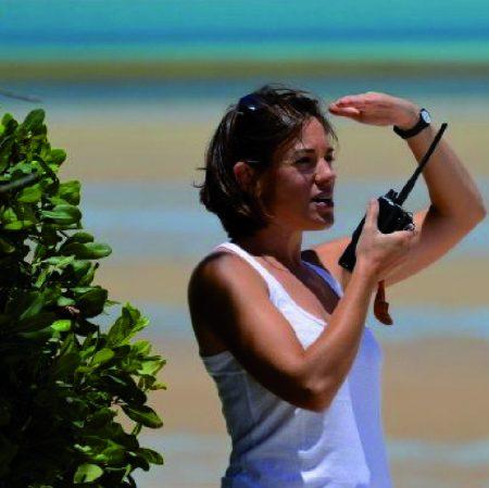 karen au pays des dugons talkie walkie